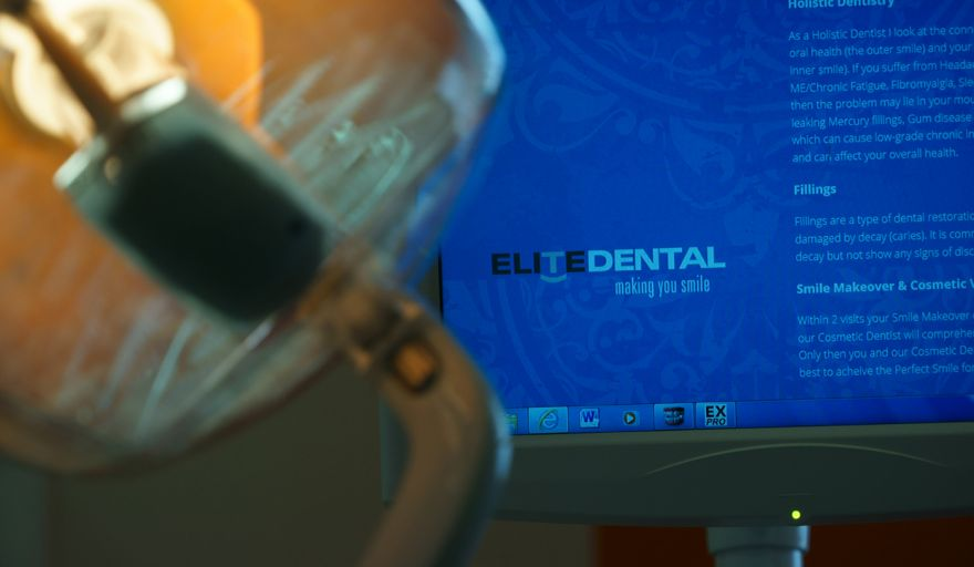 Elite Dental Price List